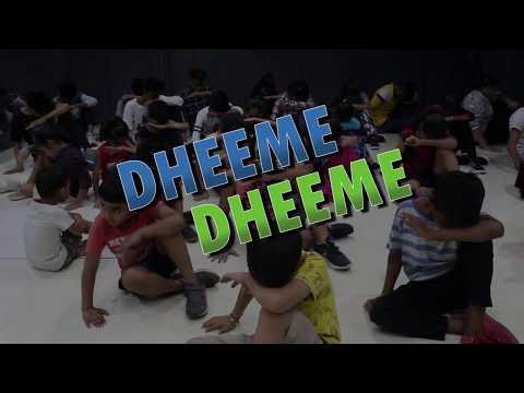 DHEEME DHEEME | Tony Kakkar | Kishan Singh Karchuli | Ashwani Jaiz | Choreography | DANCE ZONE