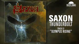 Saxon - Olympus Rising (Official Track)