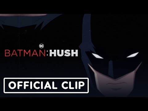 """Batman: Hush - """"Batman vs. Bane"""" Exclusive Clip"""