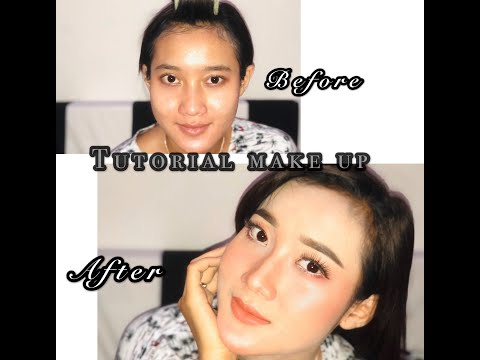 Tutorial Make Up Ala Yeni Inka (Ratu Ambyar)