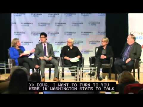 White House Conference on Aging Seattle Regional Forum (Part 3)