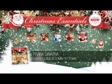 Frank Sinatra - Santa Claus Is Comin' to Town mp3