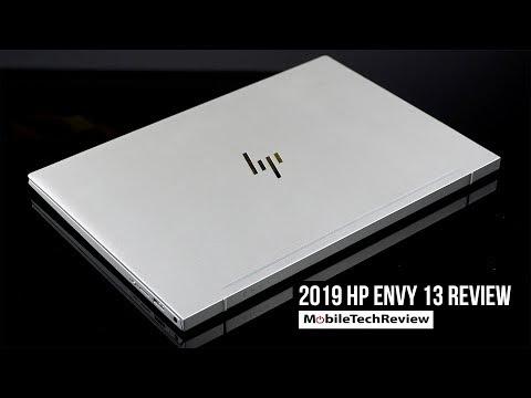 2019 HP Envy 13 Review