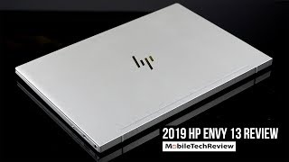 2019 HP Envy 13 Review