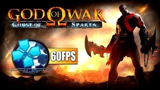 GOD OF WAR: GHOST OF SPARTA (PPSSPP) | TESTE NO EMULADOR DE PSP | 60FPS + LINKS NA DESCRIÇÃO