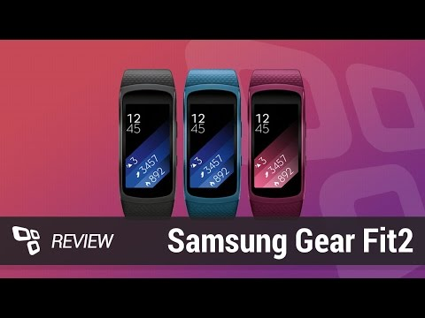 Sport Band Samsung Gear Fit 2 [Review] - TecMundo