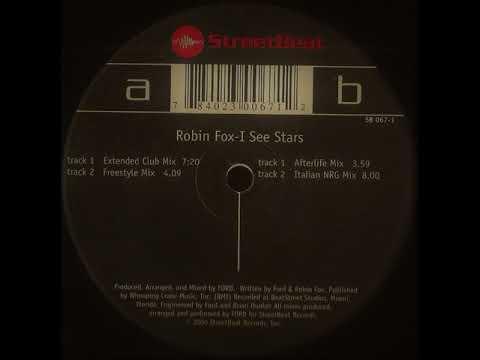 Robin Fox - I See Stars (Freestyle Mix)