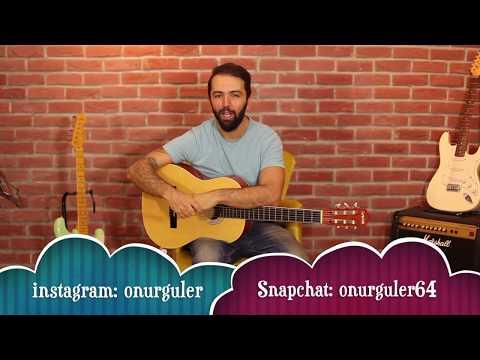 MFÖ Sarı Laleler Nasıl çalınır? // Gitar Dersleri