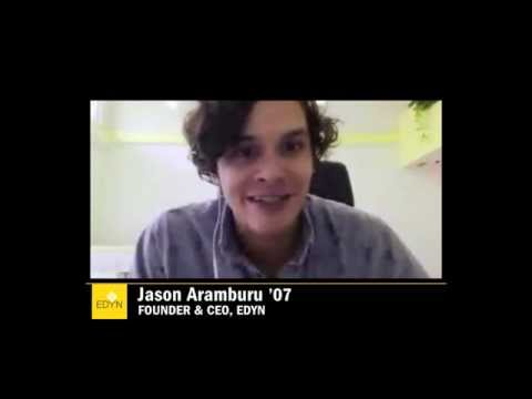 Jason Aramburu: Edyn [Princeton Entrepreneurs]