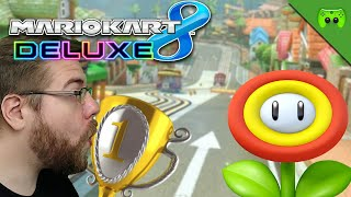 Flower Cup 🎮 Mario Kart 8 Deluxe Grand Grand Prix #3