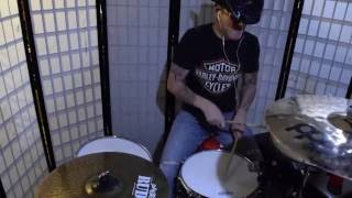 "Justin Moore - ""Between You and Me"" drum cover Mp3"