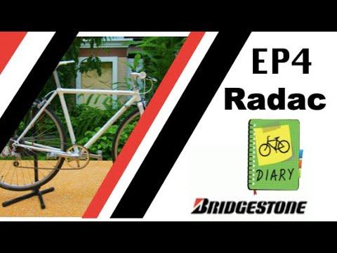 จักรยานวินเทจ ทำไปกี่บาท Briedgestone Radac EP4