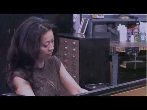 Shan-shan Sun plays Kapustin Concert Etude Op. 40 No. 3: Toccatina (HD)