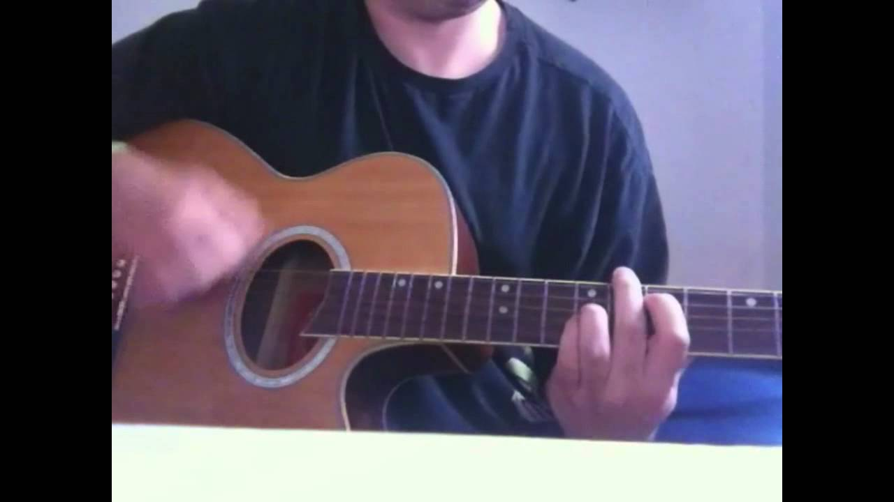 Tenacious D Master Exploder Acoustic Guitar Cover With Chords