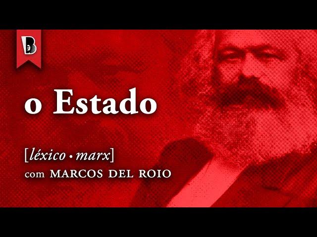 A destruição do ESTADO | #LéxicoMarx, com Marcos Del Roio
