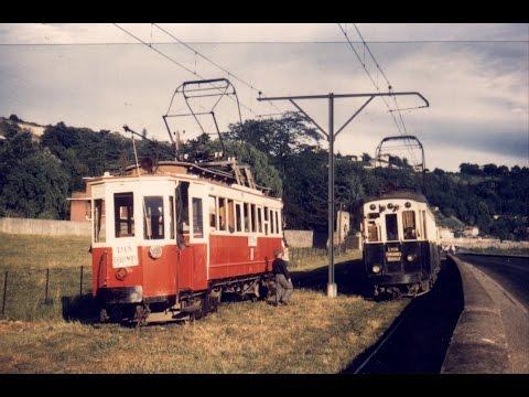 1954_1957_Lyon_ Le Train Bleu  TNL  Lyon à Neuville