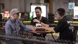 Последнее интервью Честера Беннингтона (Linkin Park)