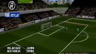 Fox Sports Soccer 99 Playstation