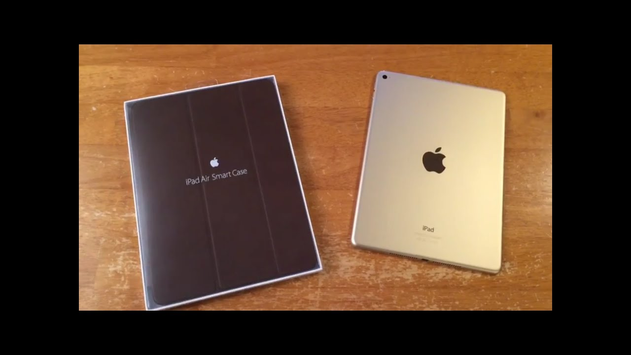 ipad air 2 smart case olive brown with gold ipad air 2 review youtube. Black Bedroom Furniture Sets. Home Design Ideas
