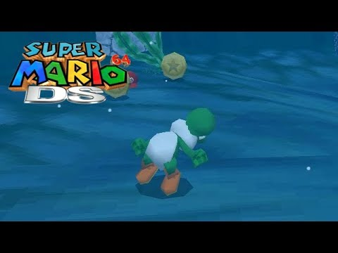 Drowning In Games - Super Mario 64 DS (Yoshi)