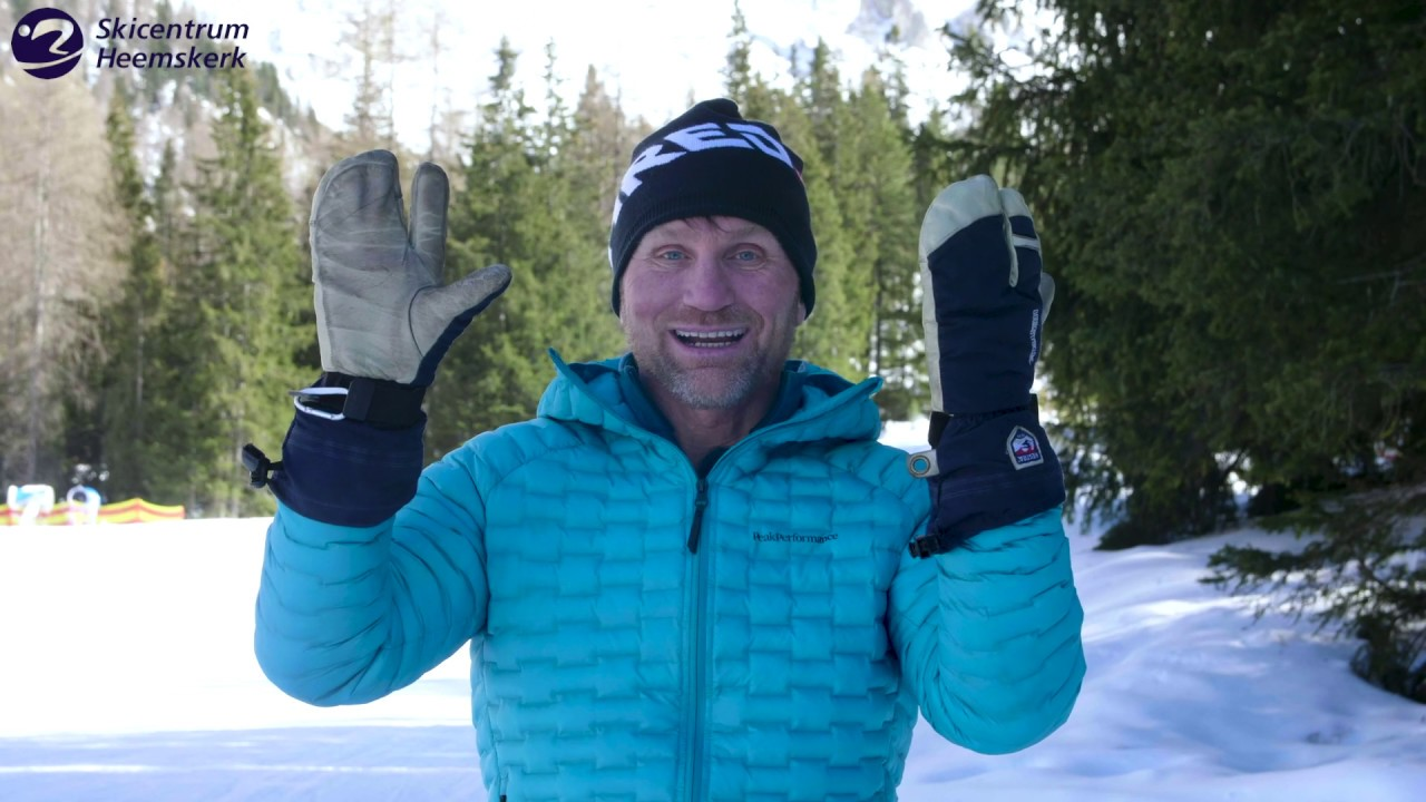 Waarom Hestra Army Leather Heli Ski 3 Vinger Handschoenen Youtube