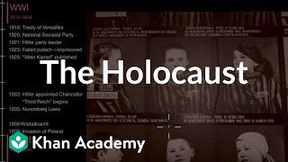 The Holocaust    World History   Khan Academy Mp3