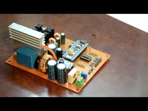 Лабораторный Блок Питания на микроконтроллере STM32 №4 АЦП на ADS1115