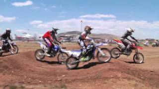 AZOP 2016 PVGP RAW FOOTY: 80cc Dirt Bikes