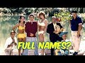 "FACT OR FICTION?-- ALL FIRST AND LAST NAMES REVEALED!--""Gilligan's Island!"""