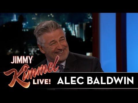 Alec Baldwin on Hosting the Oscars