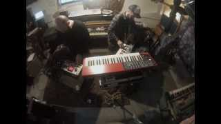 """Dosh & Ghostband - """"Tet a Tet"""" Live From Marty"""