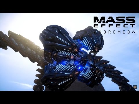 Mass Effect: Andromeda - Blind Let's Play Part 35: Eos Remnant Architect [Insanity]