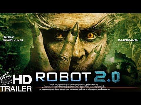 Robot 2 Teaser | Rajinikanth , Akshay Kumar & Amy Jackson By Director S. Shankar