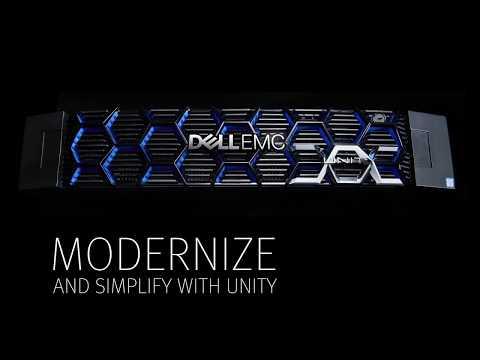 Dedupe + Compression in Dell EMC Unity All-Flash Storage