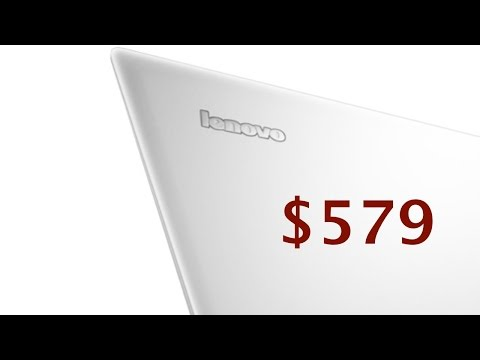A Laptop for Work and Gaming for Under $600? The Lenovo Z40-70 594225579