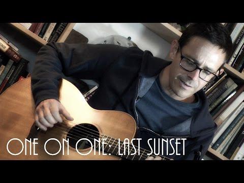 ONE ON ONE: Glen Phillips - Last Sunset September 24th, 2013 New York City mp3