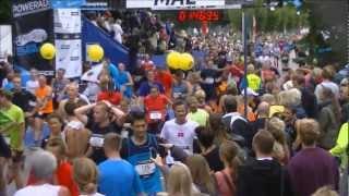 Copenhagen Half Marathon 2012
