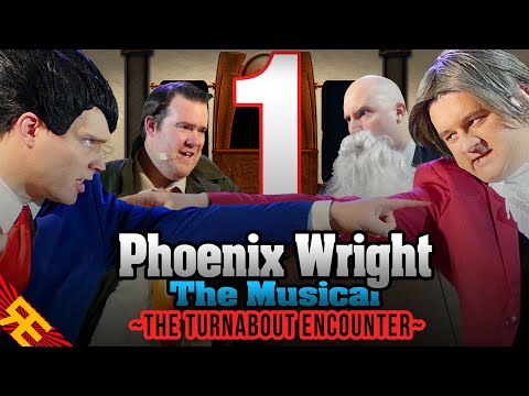 Generate Phoenix Wright the Musical: The Turnabout Encounter [Episode 1] Images