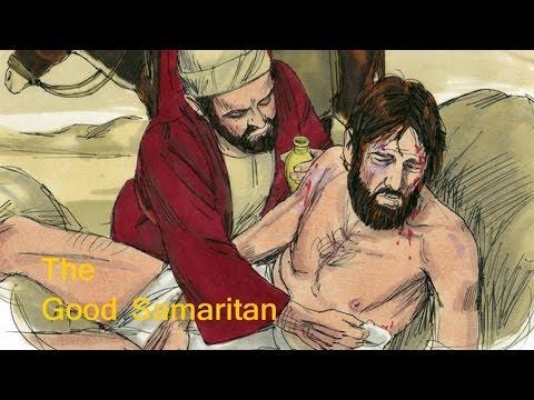 The Good Samaritan   GCED   Song