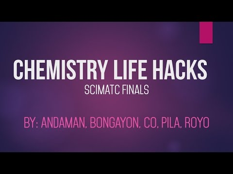chemistry-life-hacks