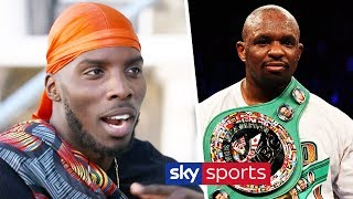 Lawrence Okolie on why he regrets calling out Dillian Whyte on Twitter 😡| The Last Meal