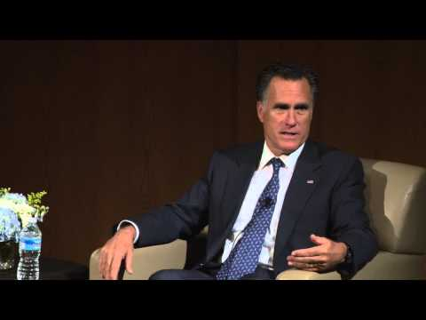 Mitt Romney at Duke: Foreign Policy