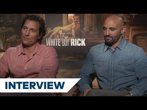 Matthew McConaughey & Yann Demange On Meeting The Real-Life White Boy Rick | TIFF 2018 Mp3