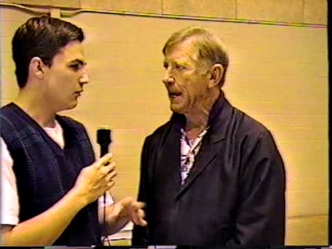 Mickey Mantle in St. Louis 1994 interview