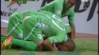 تقرير برنامج صدى الملاعب عن المنتخب الجزائري الممثل الوحيد للعرب في مونديال 2010