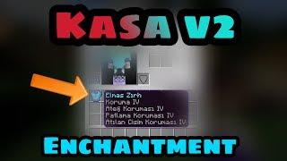 [PocketMine] 3'lü Kasa v2 Enchantment'li Item ler | Plugin Tanıtımları #12