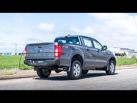 2019+ Ford Ranger 2.3L EcoBoost - Borla [Exhaust System Sounds]