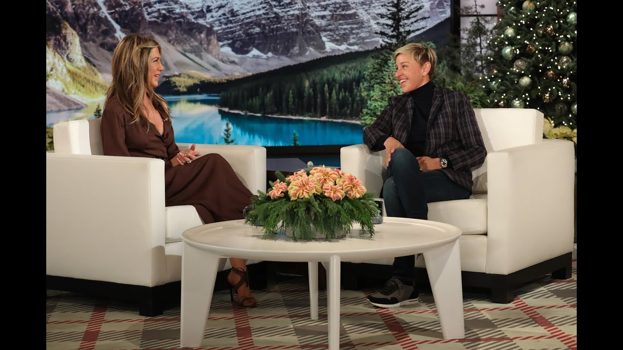 Jennifer Aniston on Seeing George Clooney as a Dad