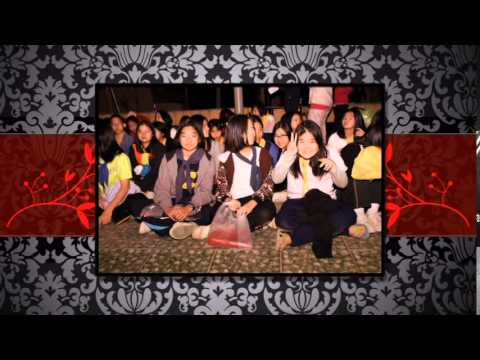 อำลาคอซอง3 โรงเรียนสตรีวิทยา2556