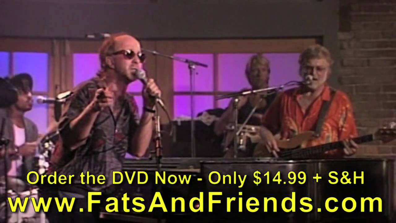 """Fats Domino and Friends """"Rattle"""" - YouTube"""